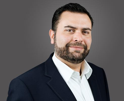 Portrait picture - Markus Murtinger (project coordinator)