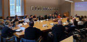 Consortium Meetin in Leuven